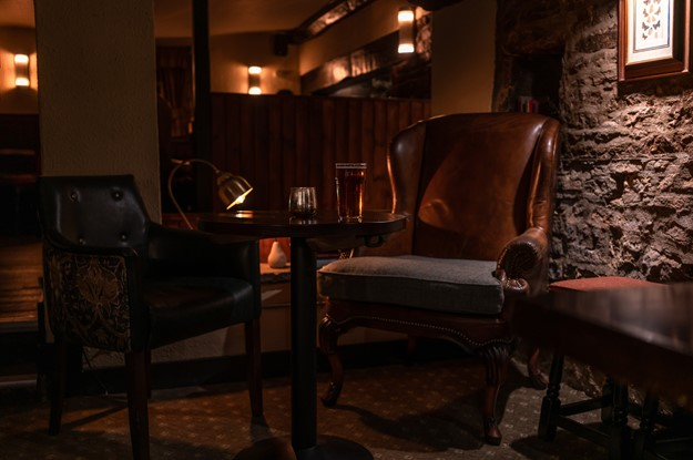 The Carpenters Arms - downstairs armchairs