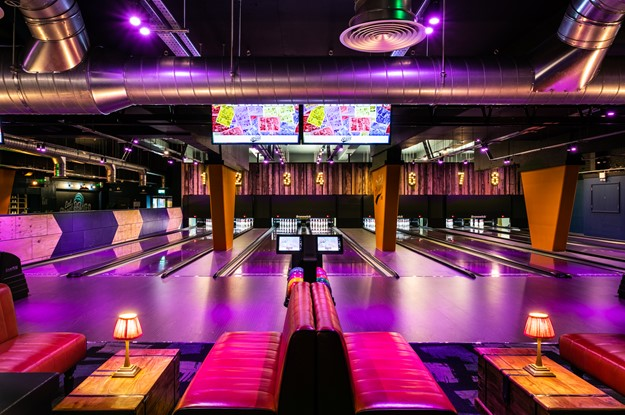 East Street Lanes bowling alley
