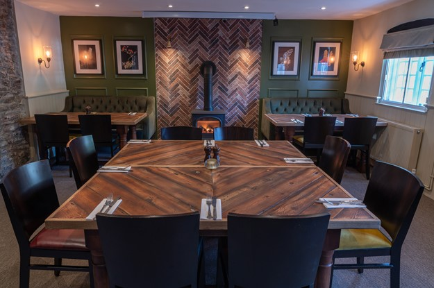 The Carpenters Arms - meeting room