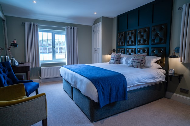 The Carpenters Arms - double bedroom
