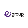 EI Group logo representing Adam Johnson who works for EI Group at the Plough Pub