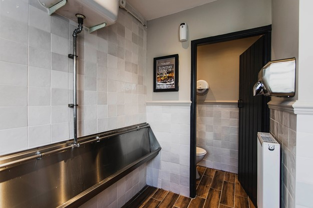 The Bay Horse - Bathroom